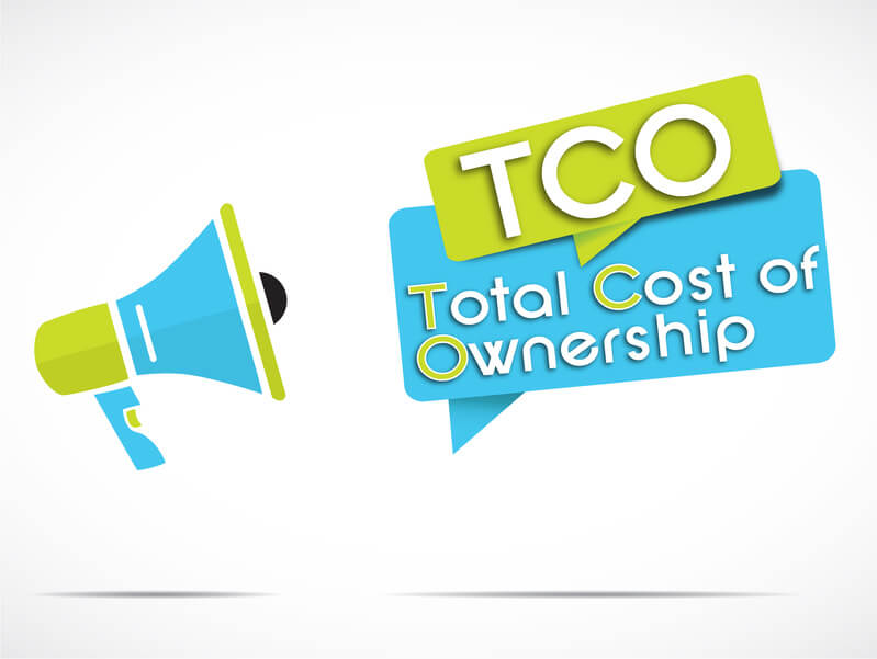 Total Costs of Ownership